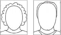 Risultati immagini per fototessera passaporto icao polizia di stato